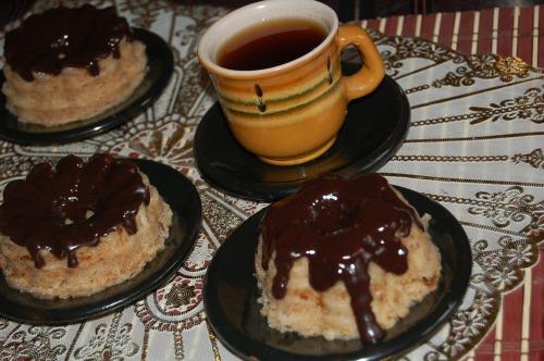 Айвовые кексы