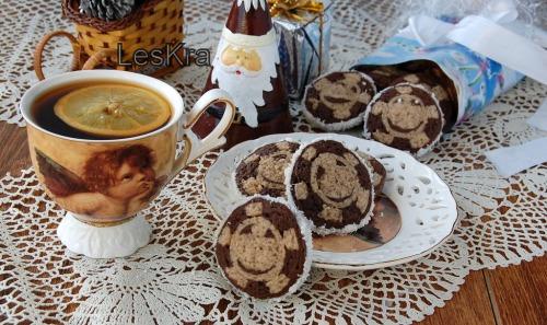 """Новорічно-Різдвяне печиво """"Сніжинка"""""""