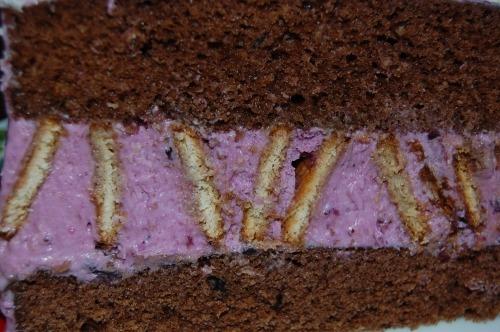 """Торт """"Розовый пьянчуга"""""""