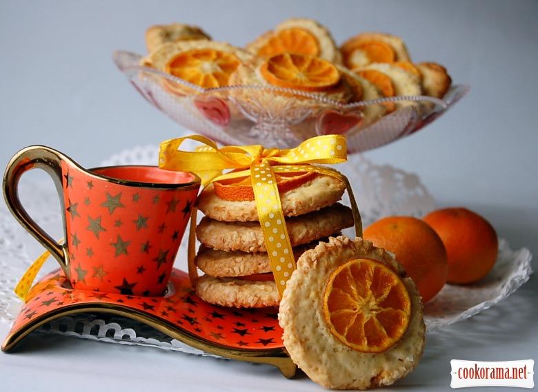 "Cookies ""Tangerine windows"""