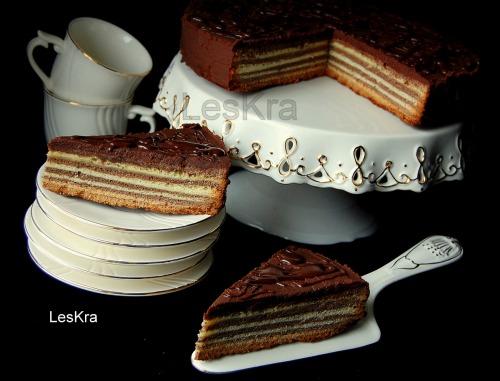 """Поцарапаний"" торт"