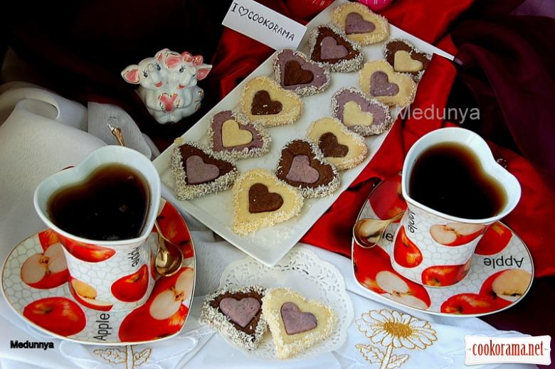 "Cookies ""I love Cookorama"""