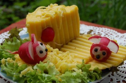 Плавленый сыр по-домашнему