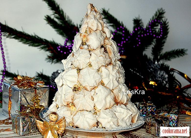 """Торт """"Рождественская елка"""""""