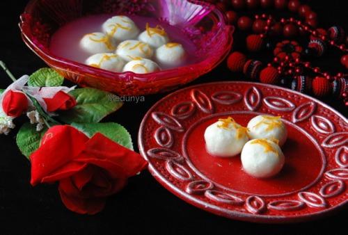 Расгулла - індійські солодощі