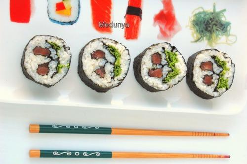 """Kazari Sushi """"Japanese cherry"""""""