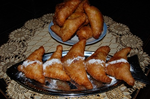 Fried cakes