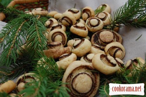 "Cookies ""Champignons"""