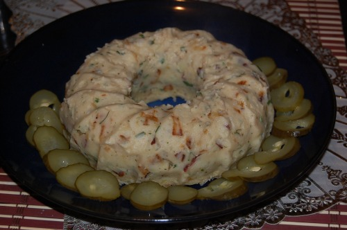 Картопляний кекс