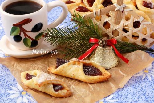 Kolaczki - польське різдвяне печиво