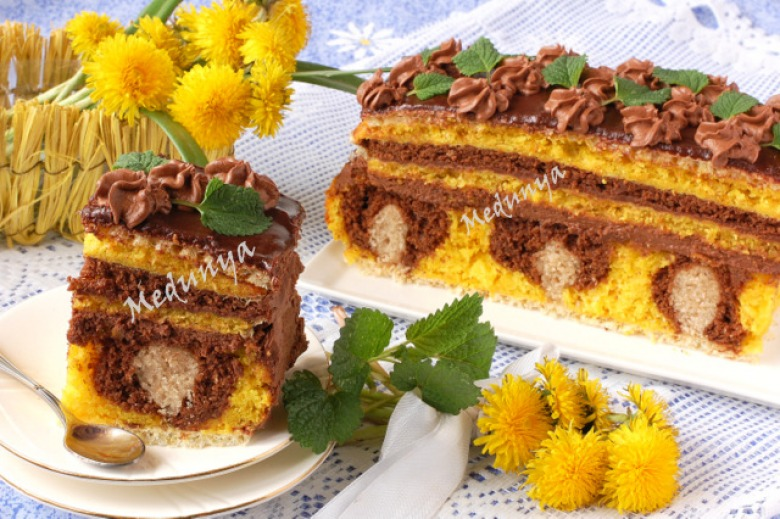 Нові торти рецепт з фото