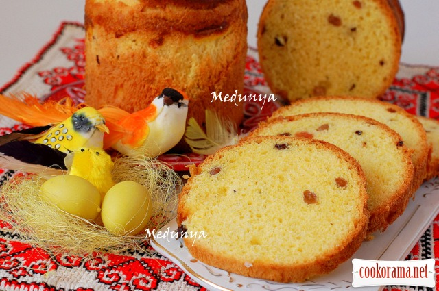 Easter cake «Very good»