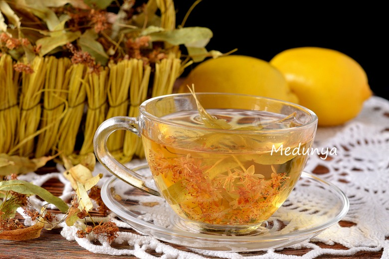 Чай з липи