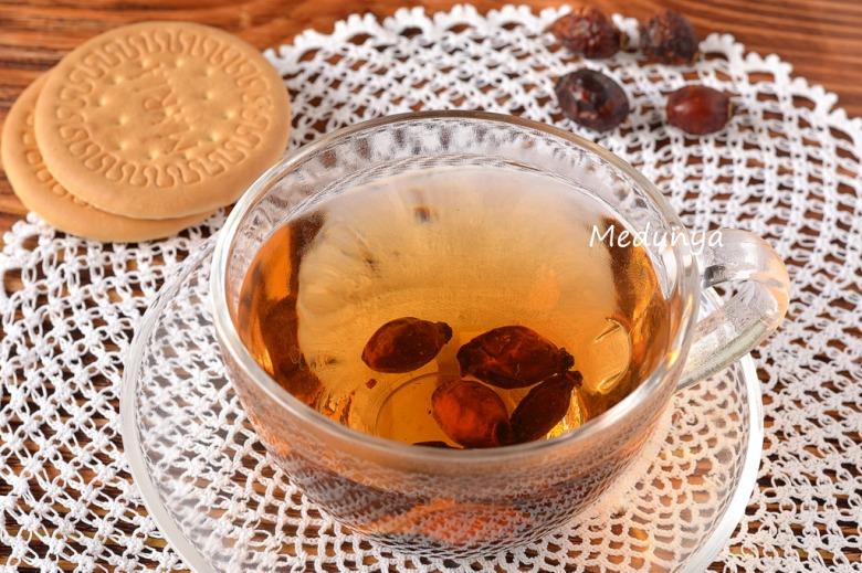 Шипшиновий чай