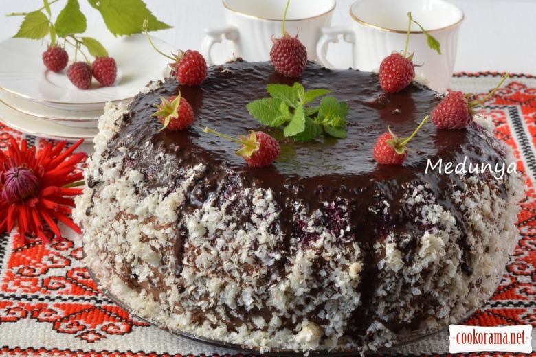 Торт «Шоколадна мить»