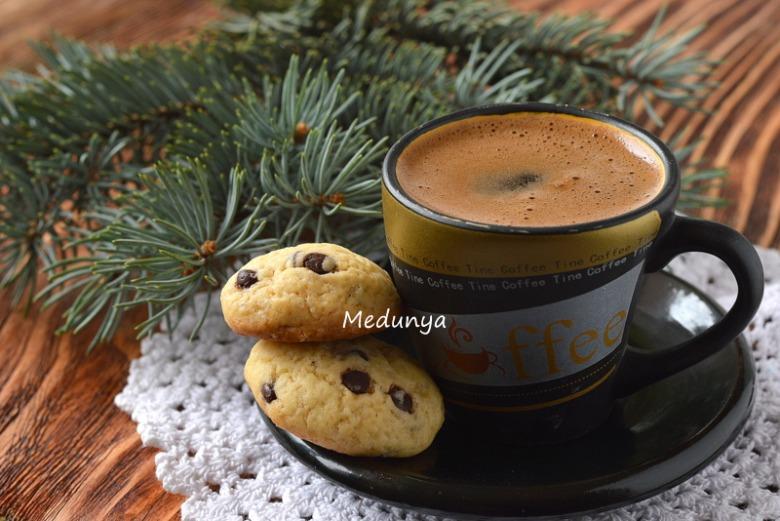 М`яке печиво з шоколадними дропсами