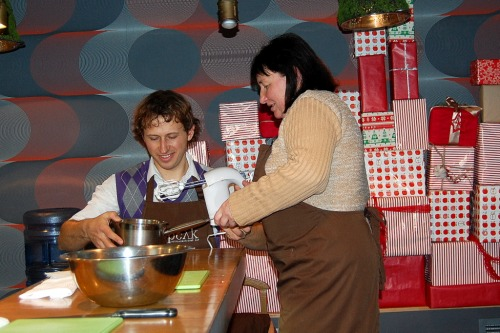 Моя кулінарна подорож з Бондюель і майстер-клас з фіналістом МайстерШеф-3 Данилом Пановим