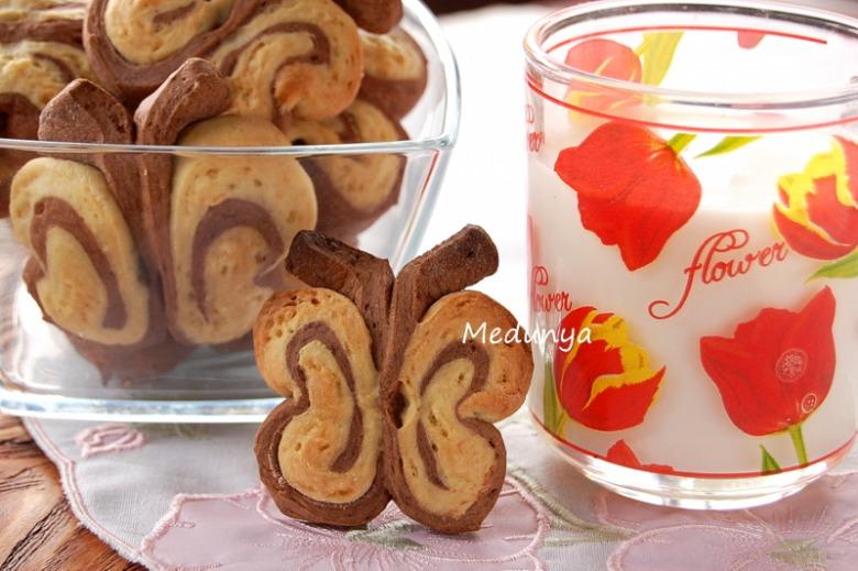 """Пісочне печиво """"Метелики"""""""