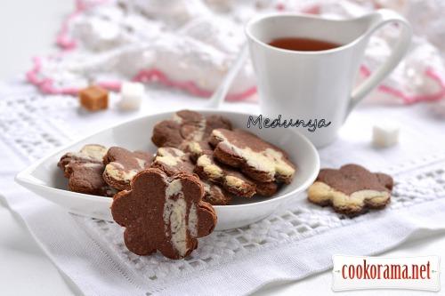 Шоколадно-цитрусове печиво