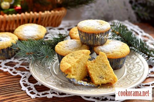 Sour cream cakes