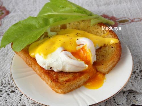 Яйцо-пашот - без проблем