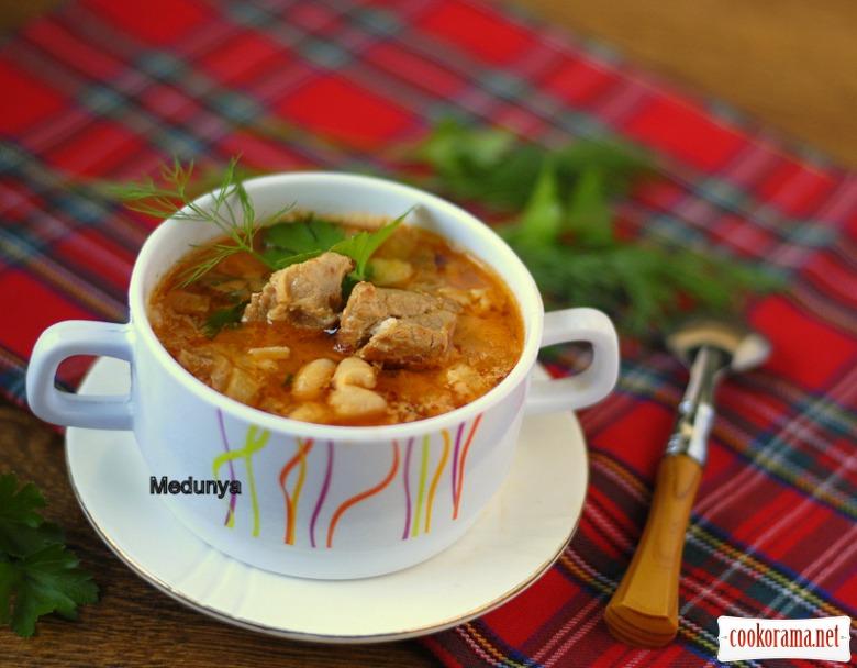 Помидорный суп