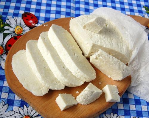Панир - индийский сыр