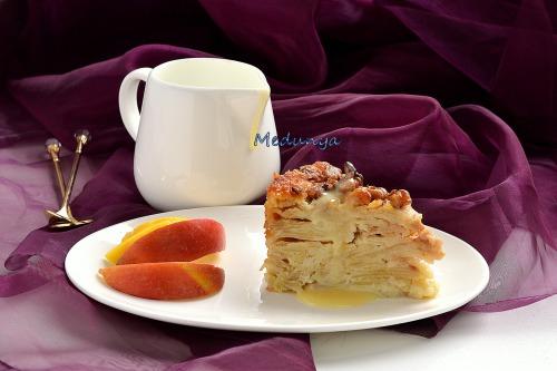 Невидимий яблучний пиріг