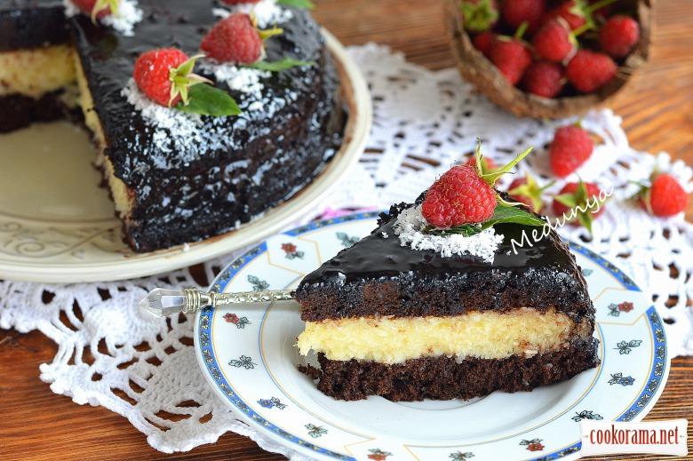 Торт «Баунті»