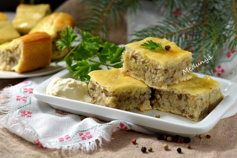 Пиріг яворівський