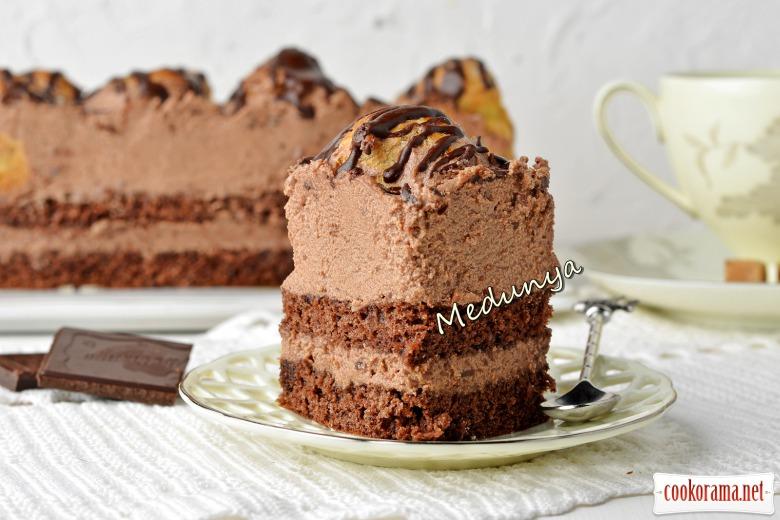 Пляцок «Шоколадна скриня»