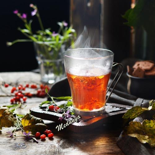 Липово-калиновий чай