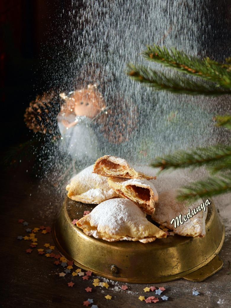 """Печиво """"Снігові кучугури"""""""