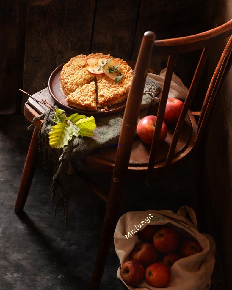Ябчаник на крухому тісті