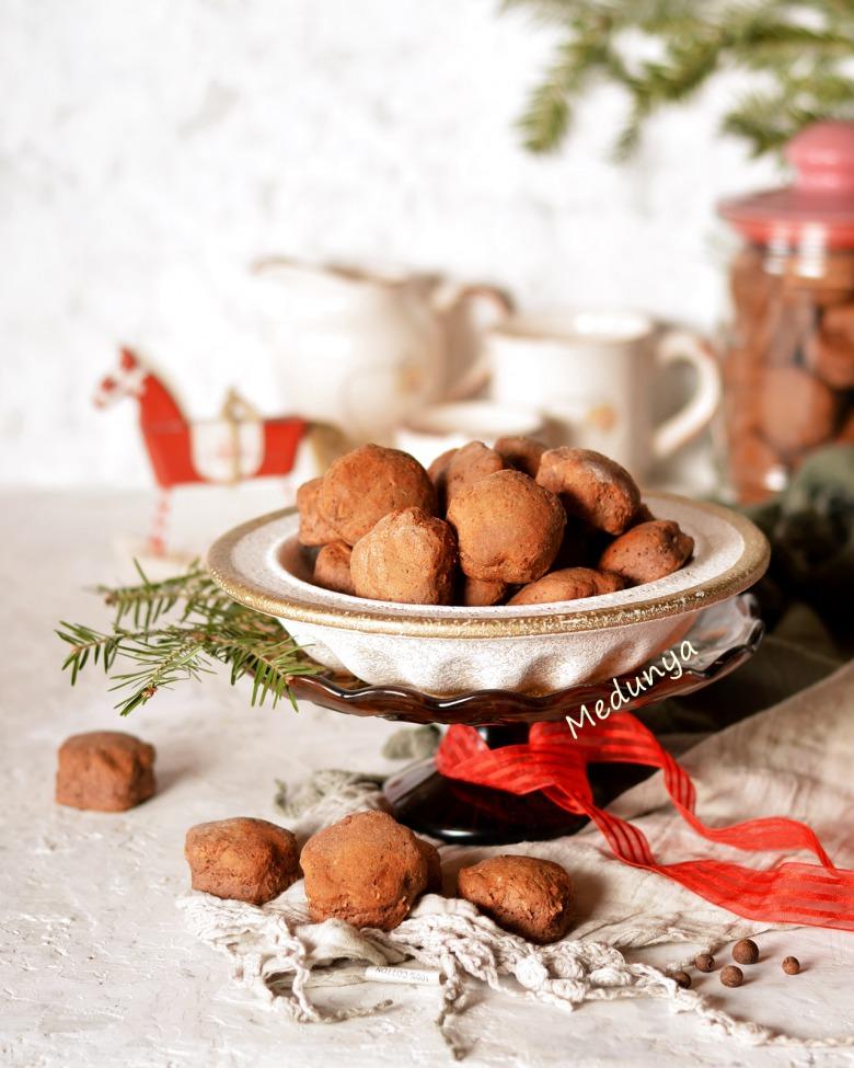 """Печиво """"Перцеві горішки"""""""