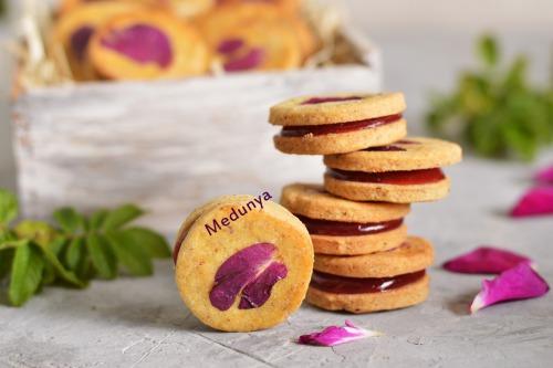 Пісочно-горіхове печиво