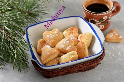 "Печиво ""Бабусині сухарики"""