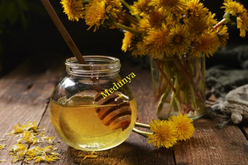 Мед із кульбаби
