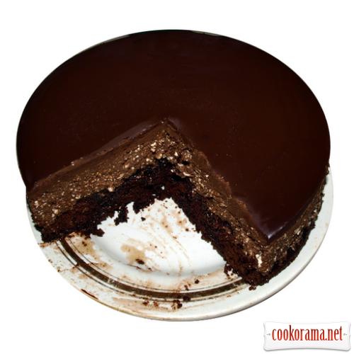 Шоколадний торт «Irish Cream»