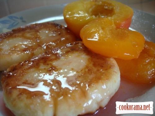 Карамелизированные фрукты