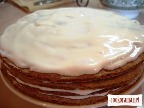 Honeycake Funny cake