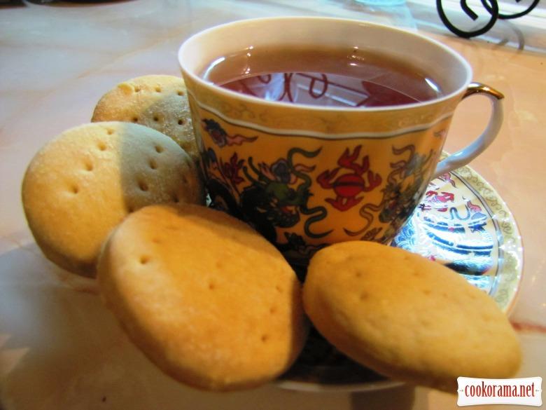 Печенье на яблочном соку