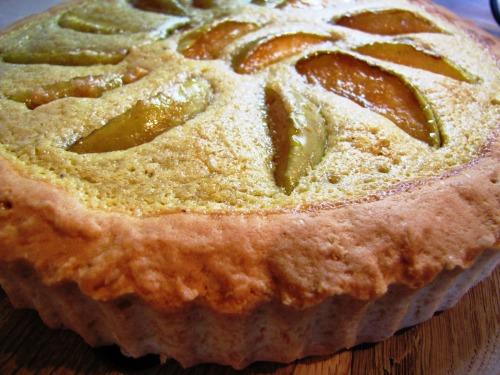 Яблочный пирог с заливкой сметанной рецепт