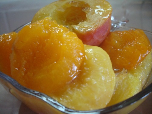 Карамелізовані фрукти