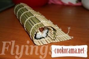 Sushi Time: Unagi Roll