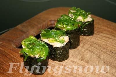 Sushi Time: Gunkan