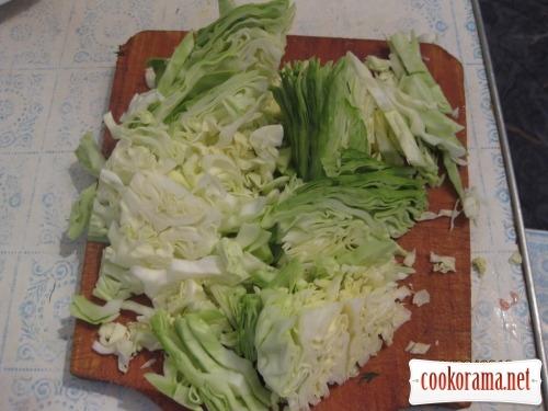 Літній салатик