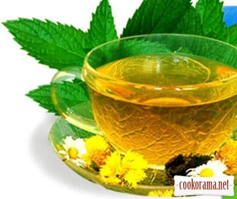 Вот какой полезеный зеленый чай