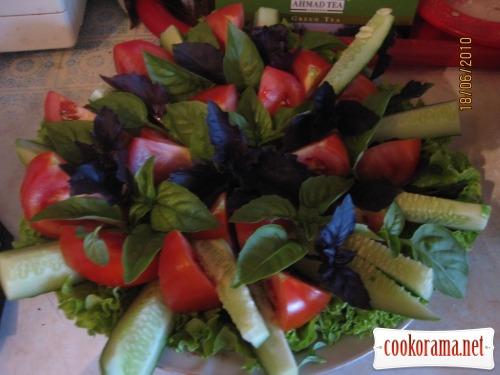 Овочева нарізка