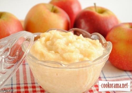 Apple puree «tenderling»